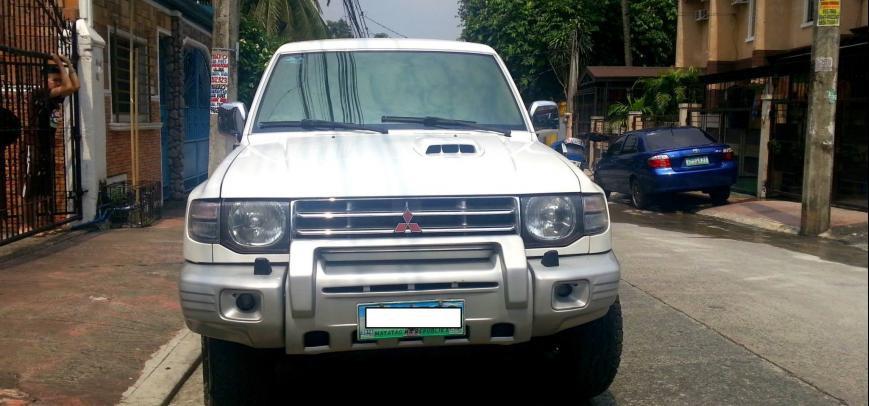 Mitsubishi Pajero 2005 - 16