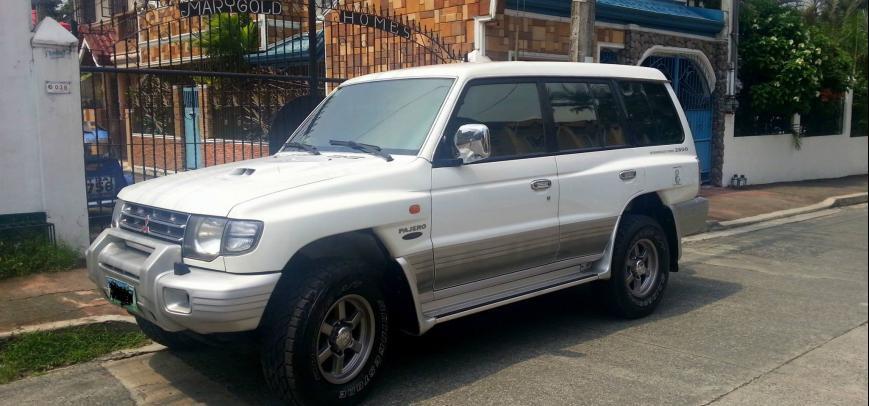 Mitsubishi Pajero 2005 - 17