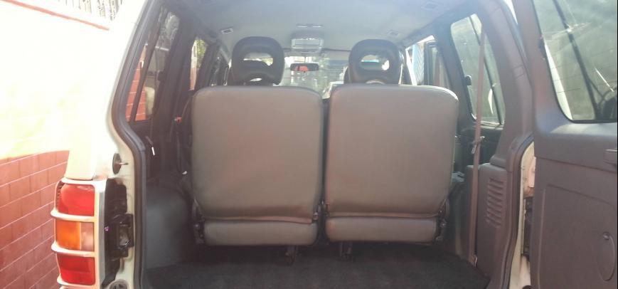 Mitsubishi Pajero 2005 - 7