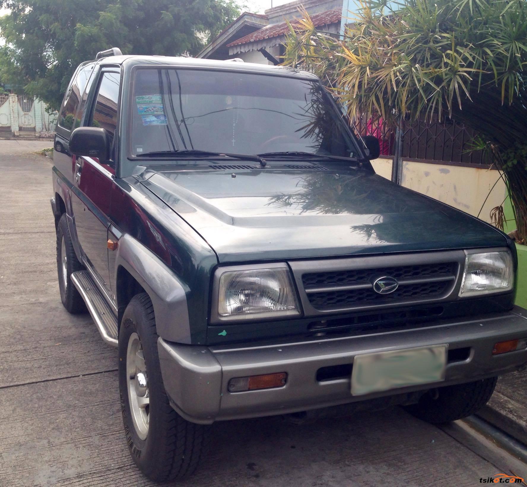 Daihatsu Feroza: Car For Sale Calabarzon