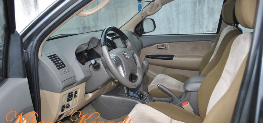 Toyota Fortuner 2013 - 15