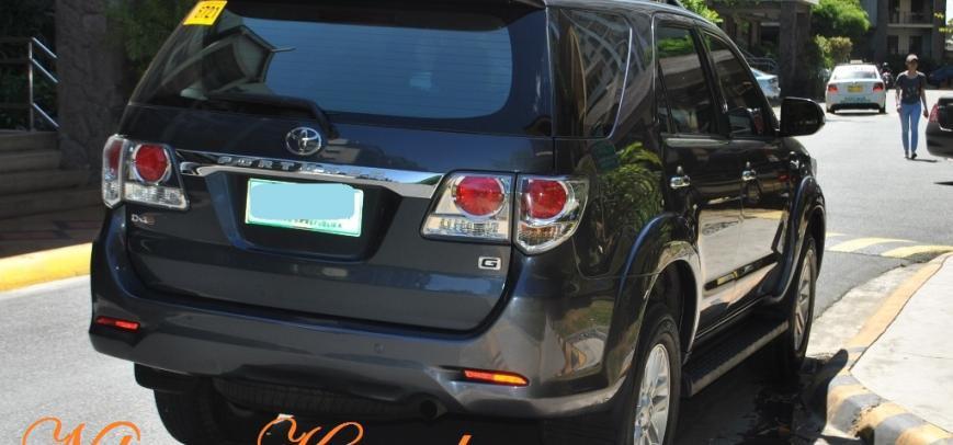 Toyota Fortuner 2013 - 20