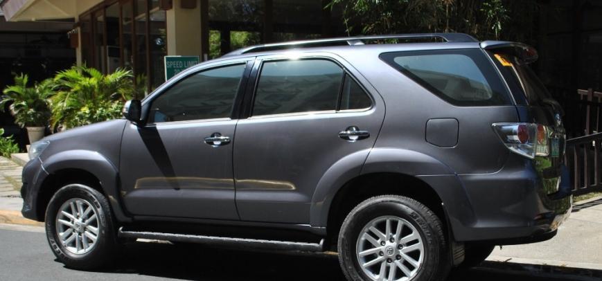 Toyota Fortuner 2013 - 22