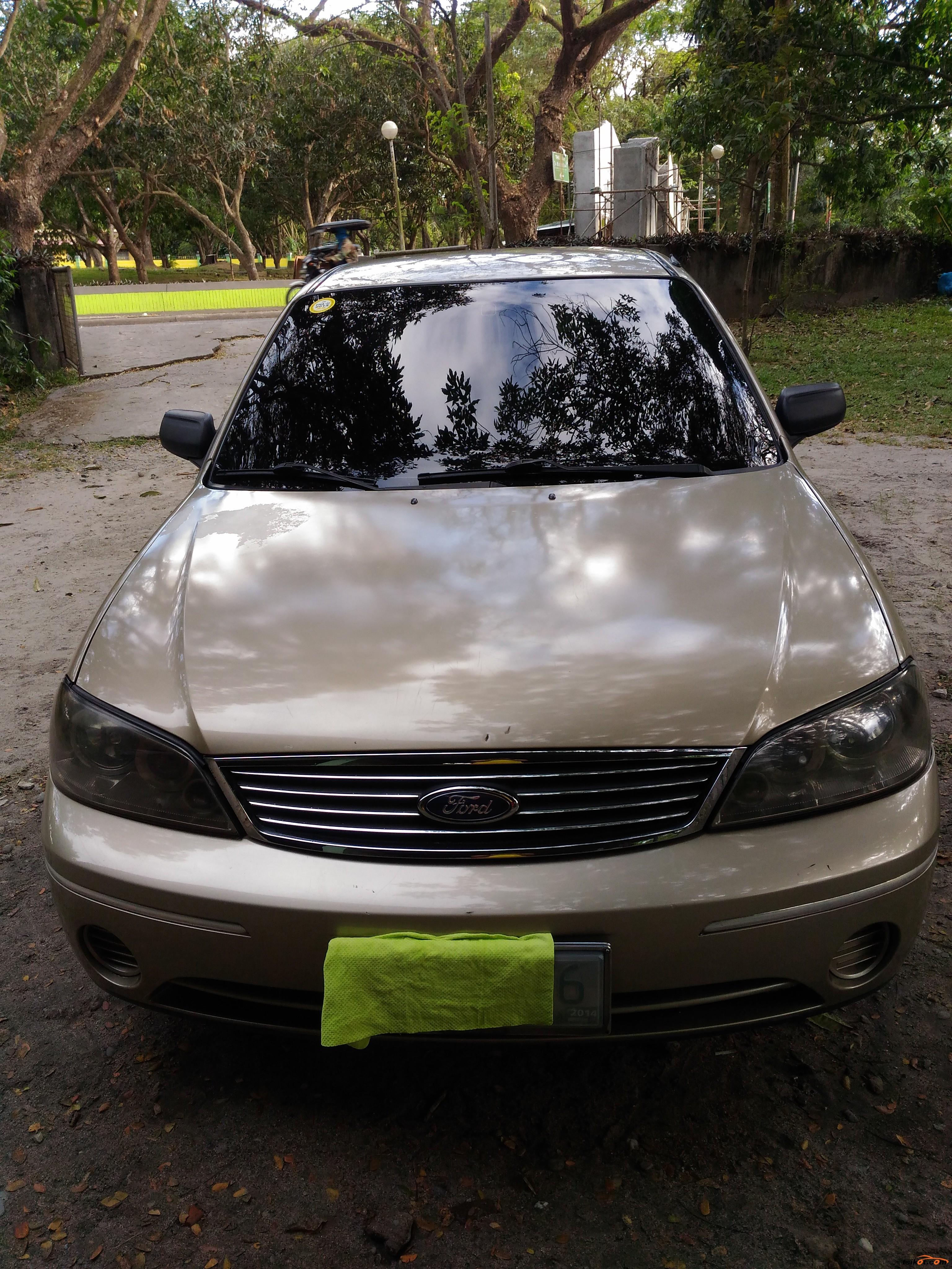 Ford Lynx 2004 - 2