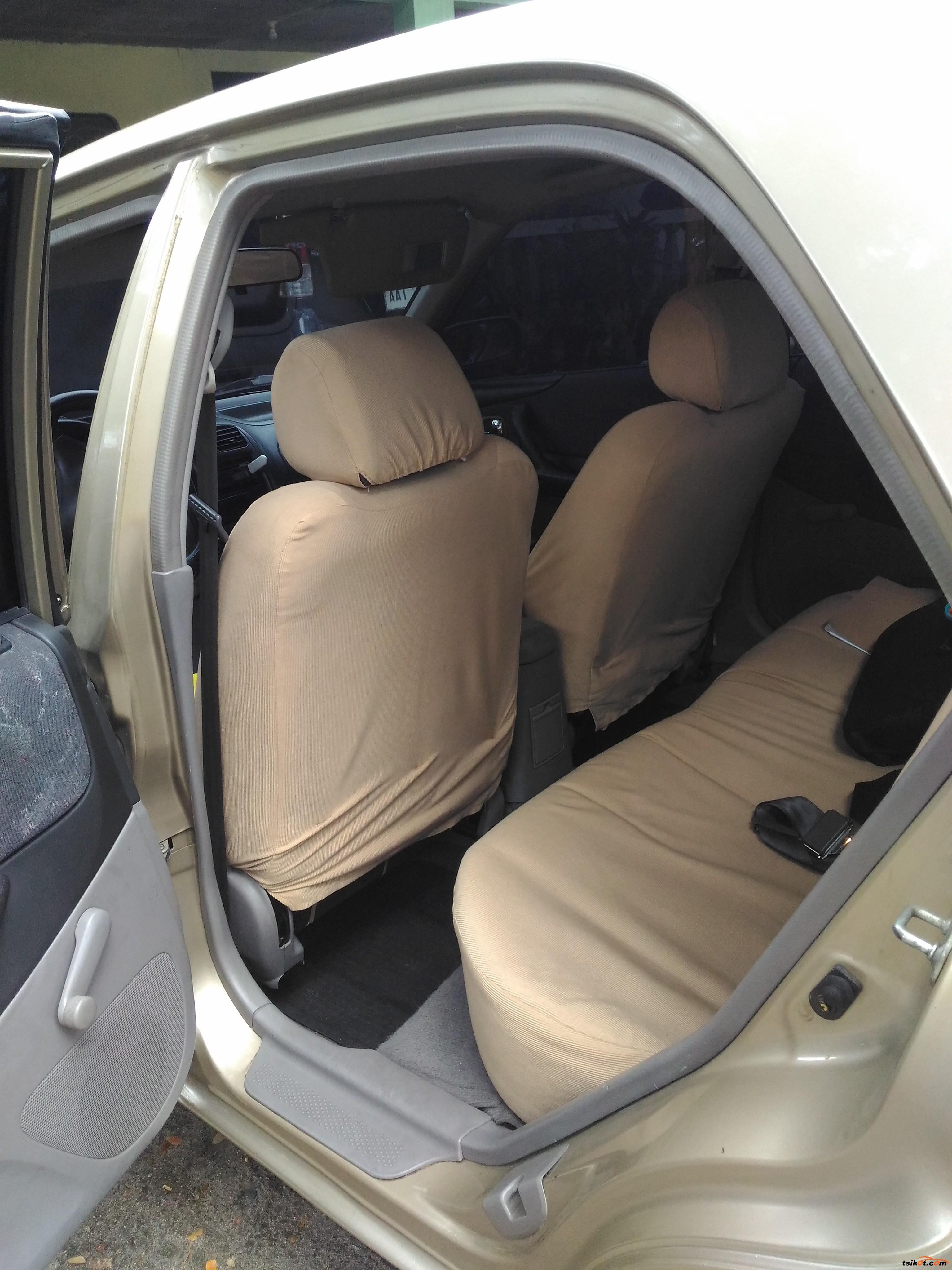 Ford Lynx 2004 - 5