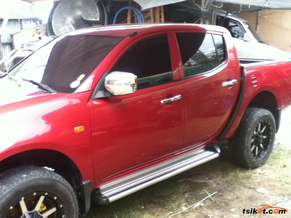 Mitsubishi Strada 2008 - 6
