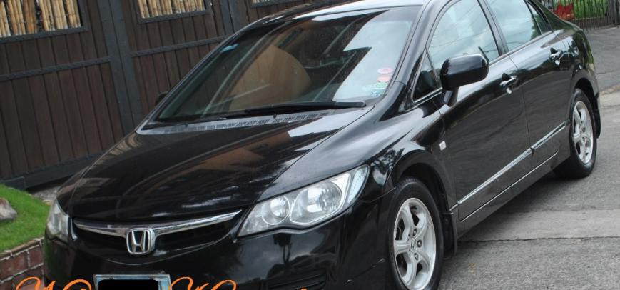 Honda Civic 2007   1