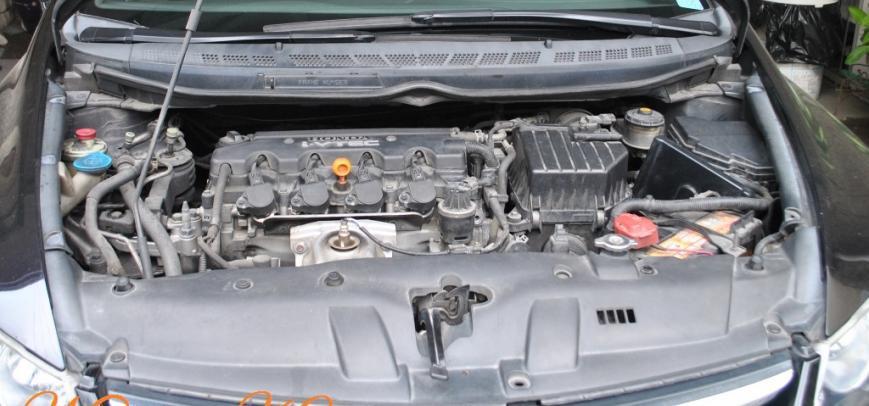 Honda Civic 2007 - 16