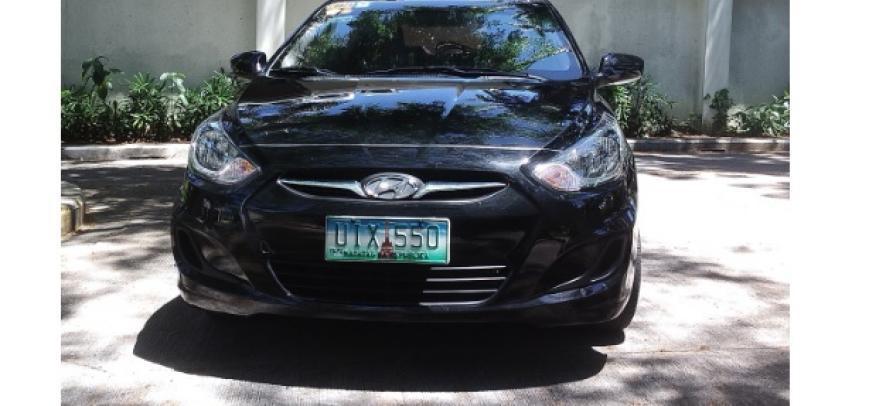 Hyundai Accent 2012 - 7