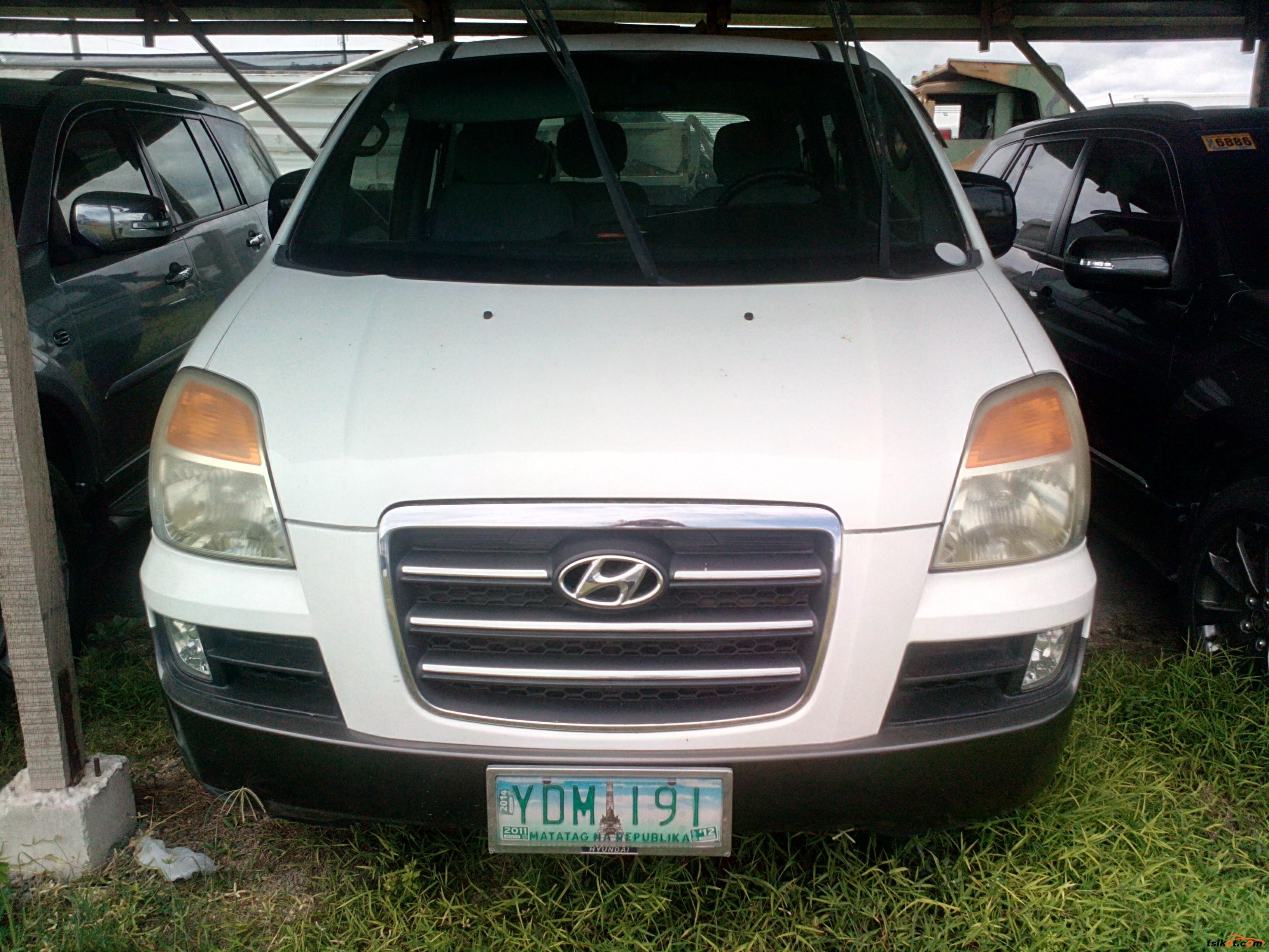 Hyundai Starex 2007 - 1