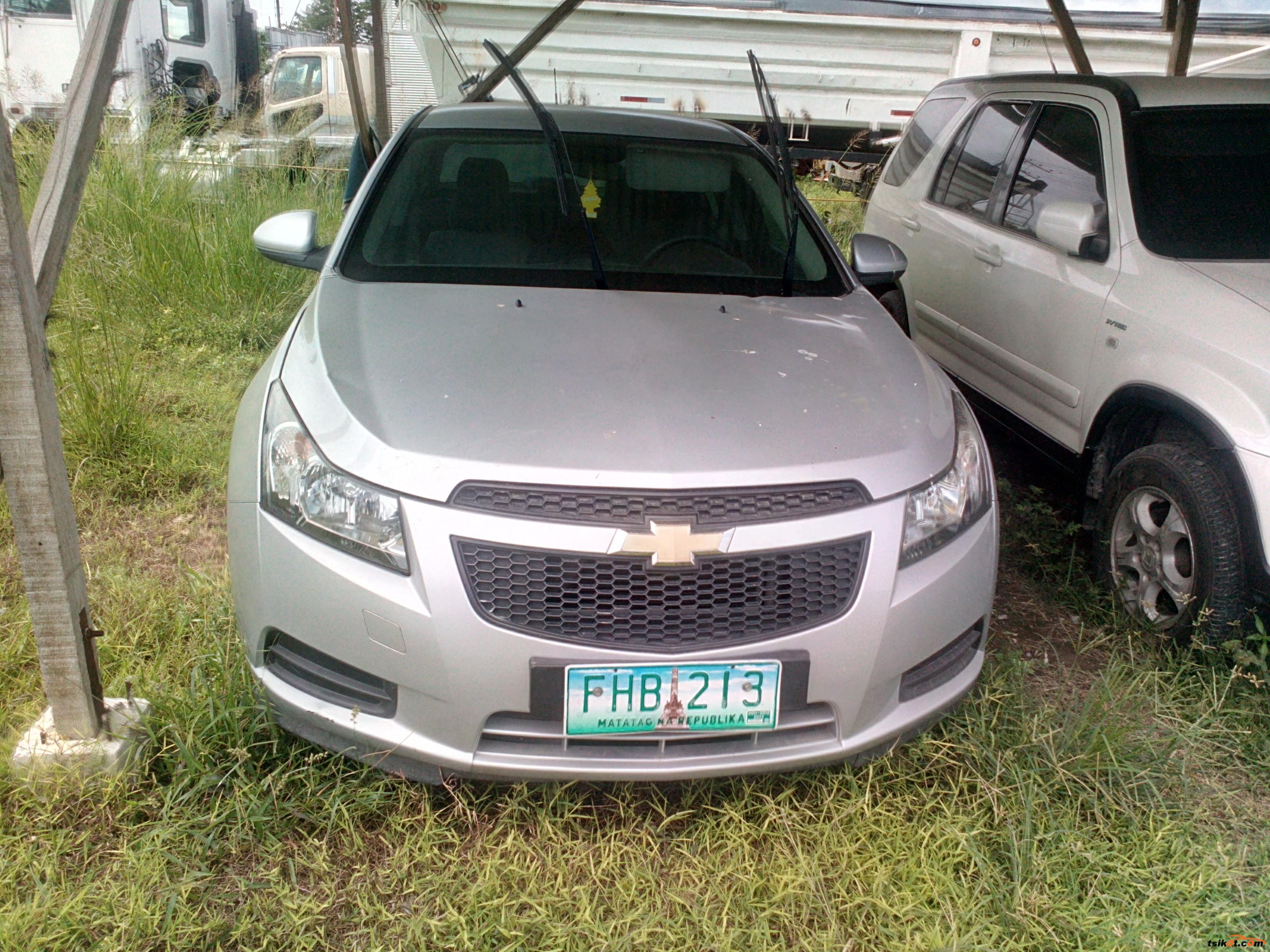 Chevrolet Cruze 2010 - 1