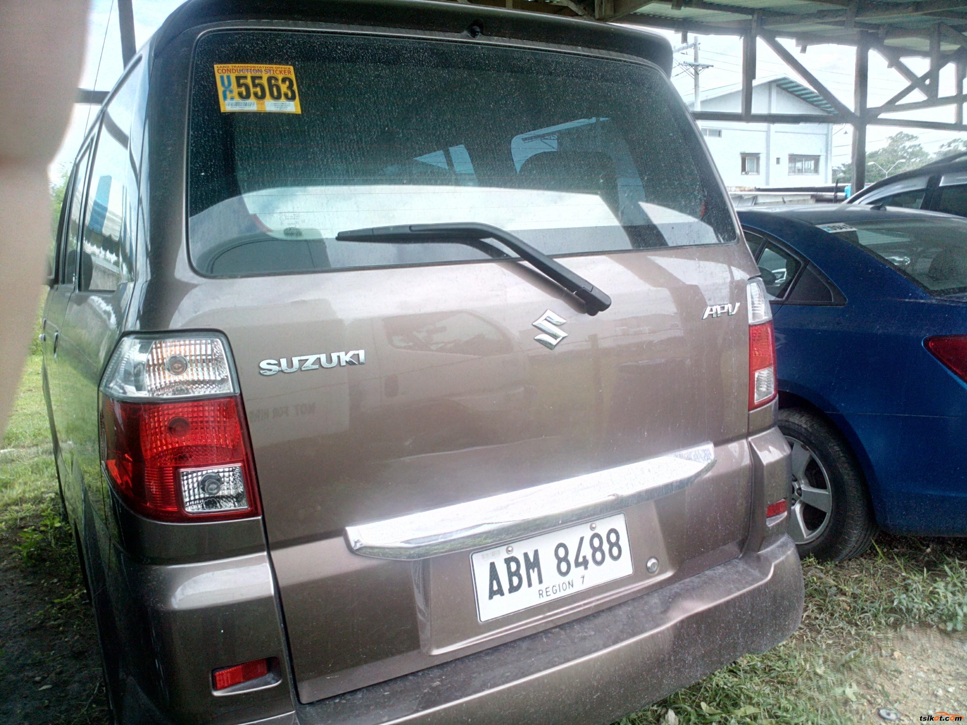 Suzuki Apv 2015 - 3