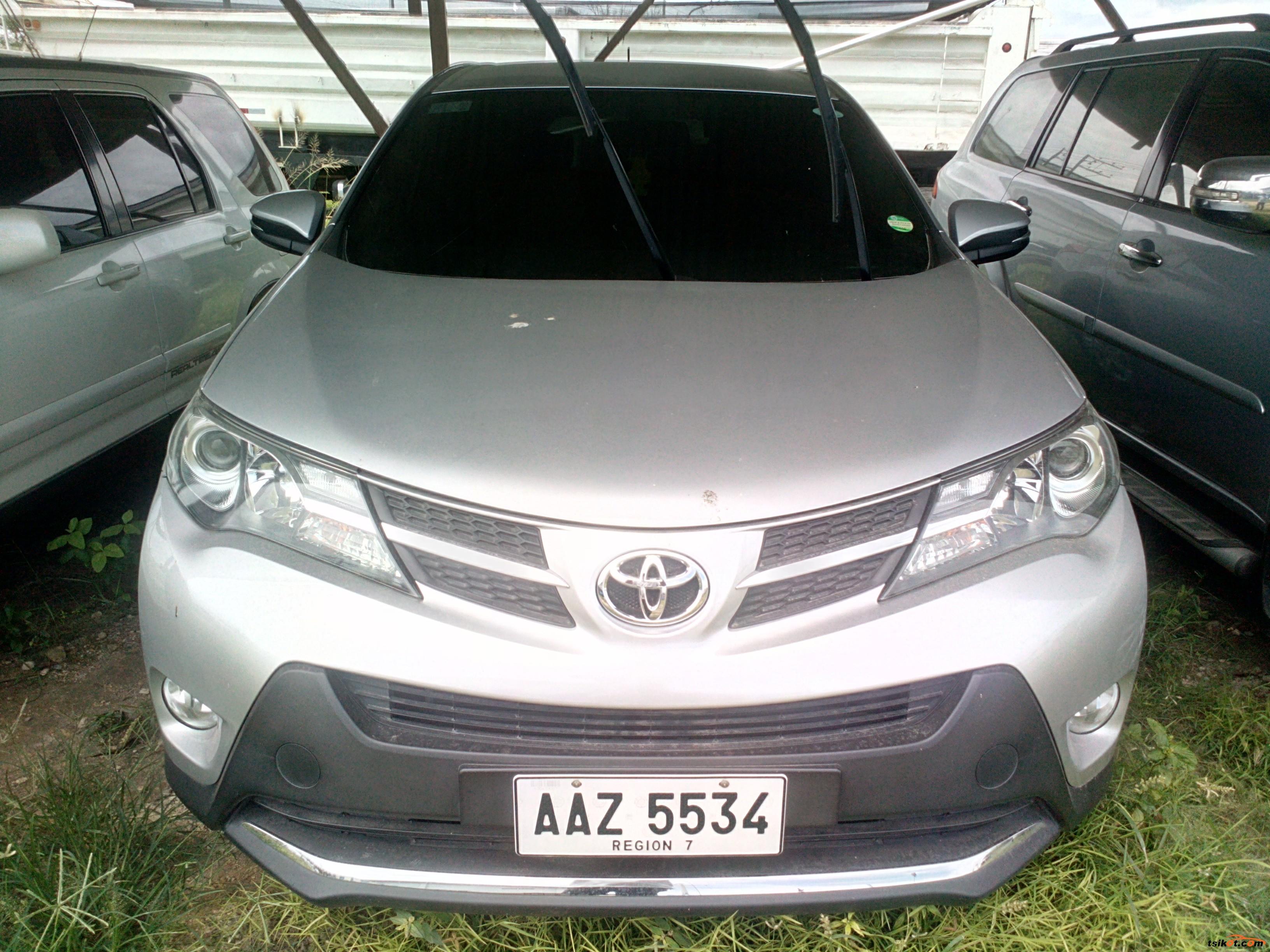 Toyota Rav4 2014 - 1
