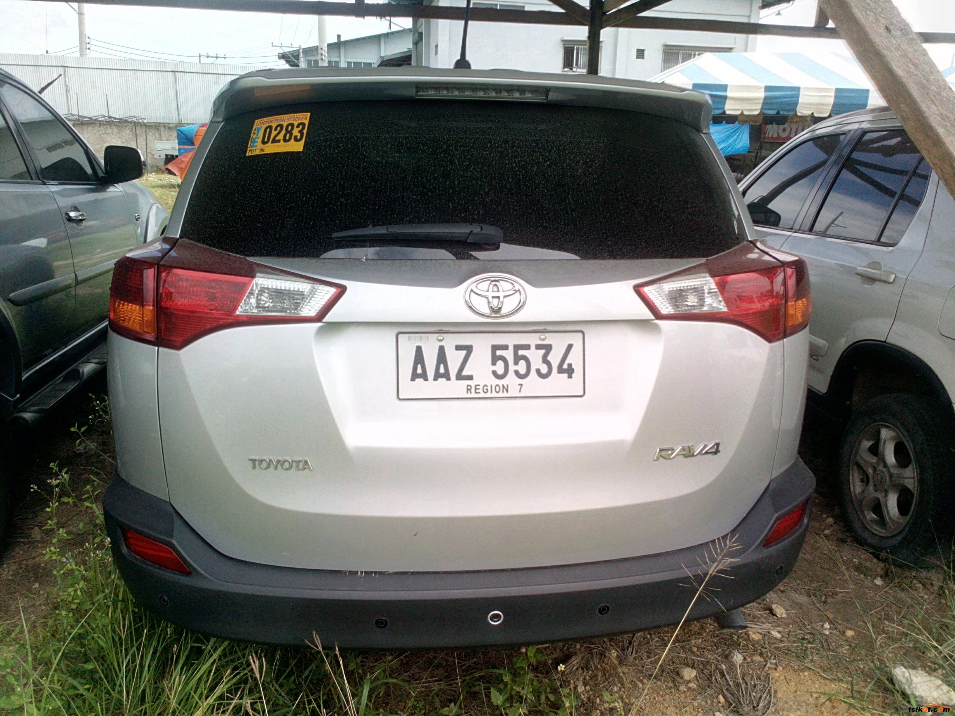 Toyota Rav4 2014 - 6