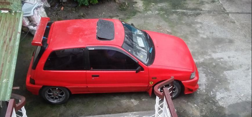 Daihatsu Charade 1992 - 11