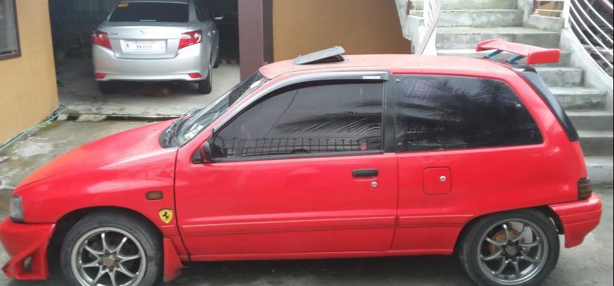 Daihatsu Charade 1992 - 5