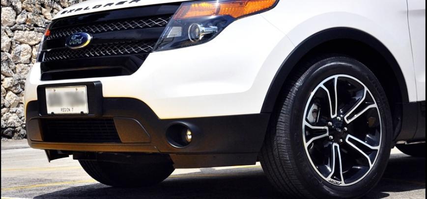 Ford Explorer 2015 - 7