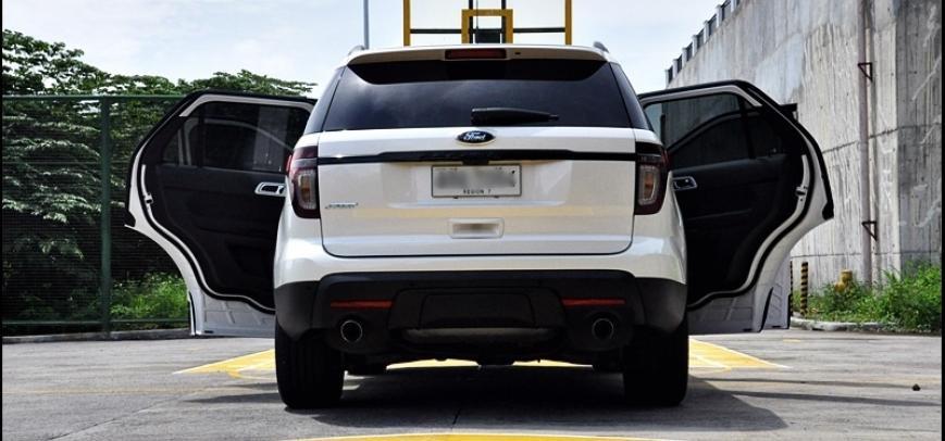 Ford Explorer 2015 - 9