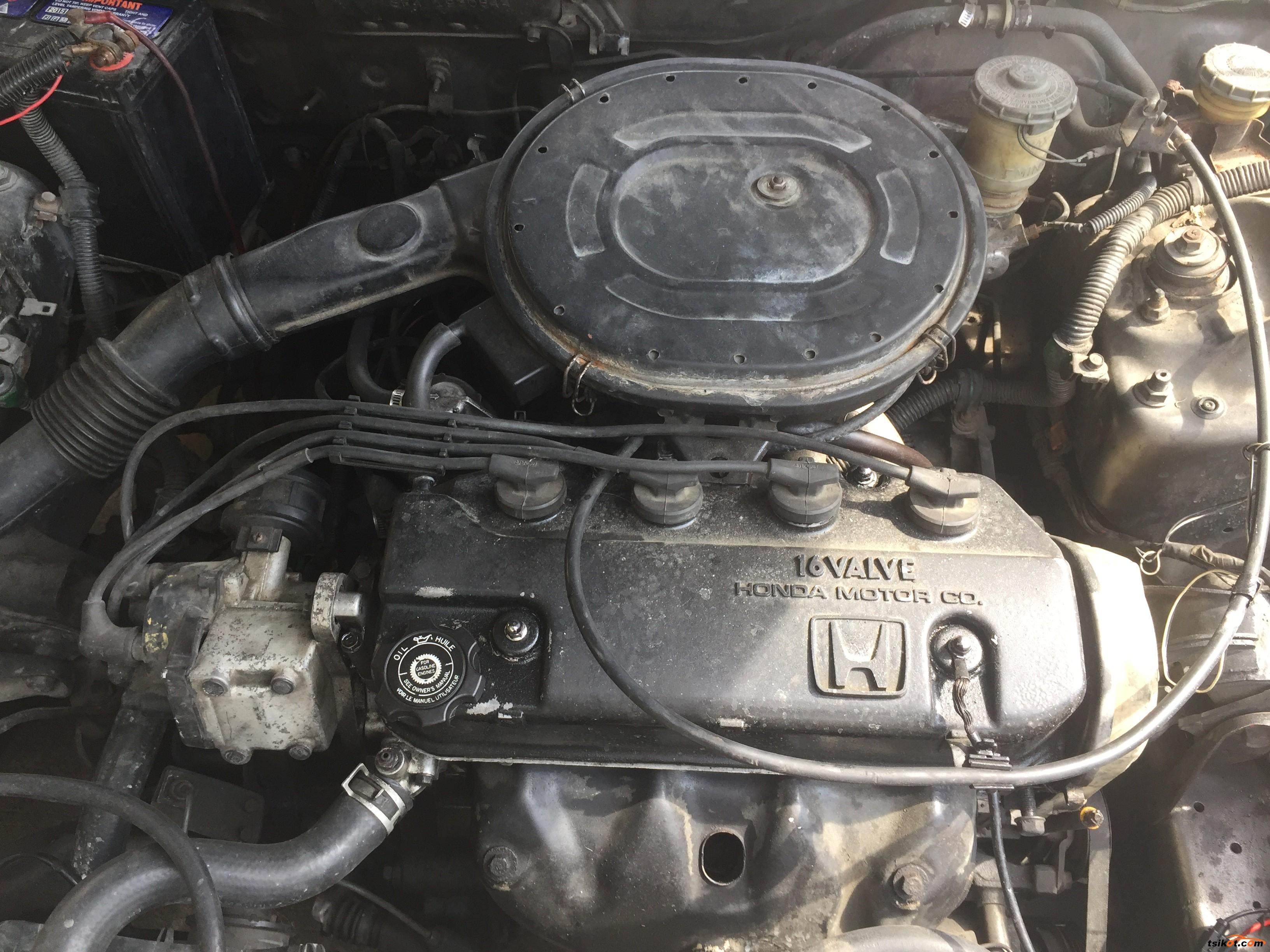 Honda Civic 1993 - 10