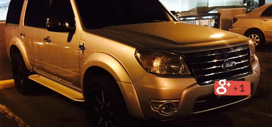 Ford Everest 2009 Car For Sale Calabarzon