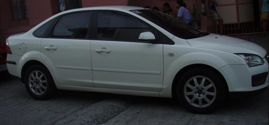 Ford Focus 2007 - 16