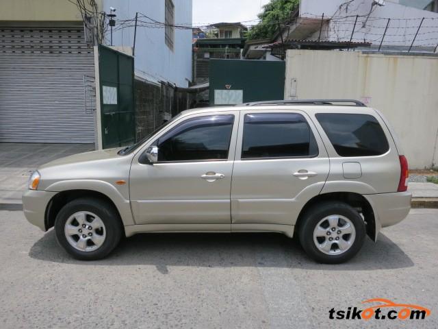 Mazda Tribute 2005 - 2