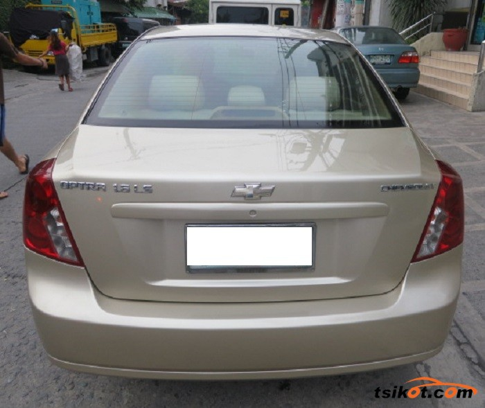 Chevrolet Optra 2006 - 5