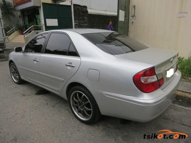 Toyota Camry 2003 - 3