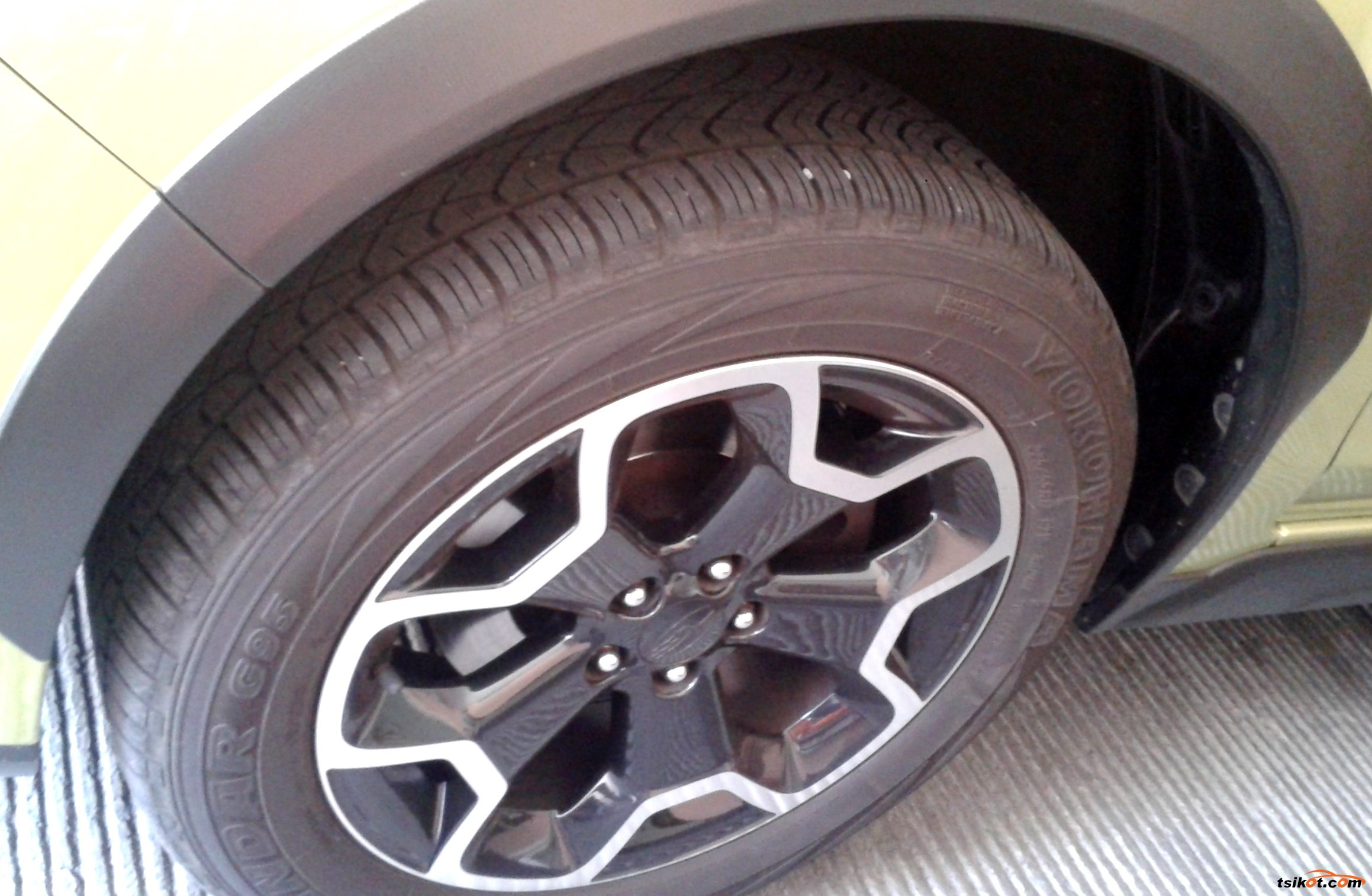 Subaru Xv 2014 - 2