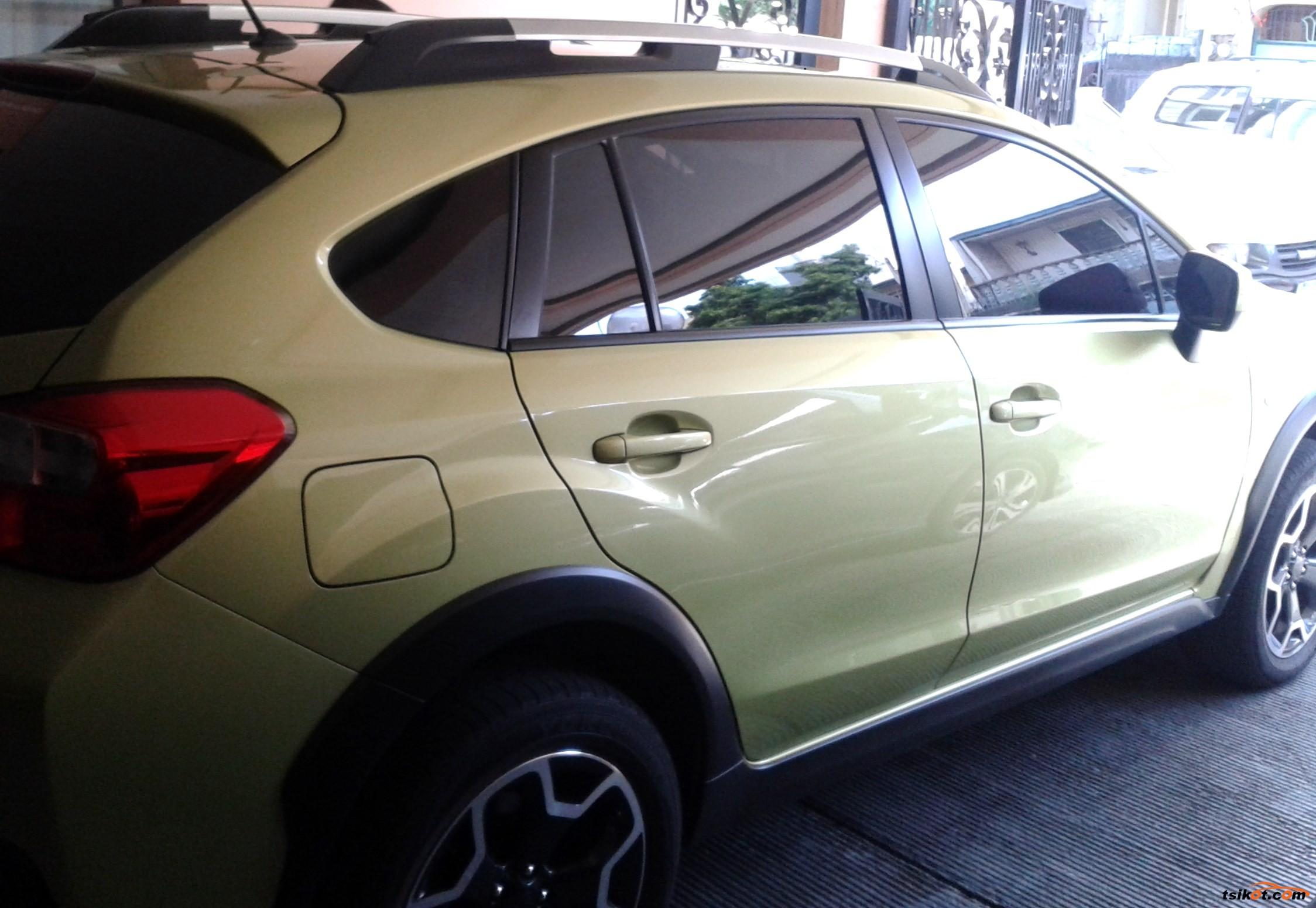 Subaru Xv 2014 - 4