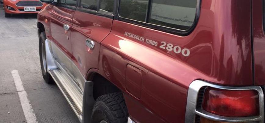 Mitsubishi Pajero 2003 - 12