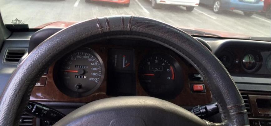 Mitsubishi Pajero 2003 - 14