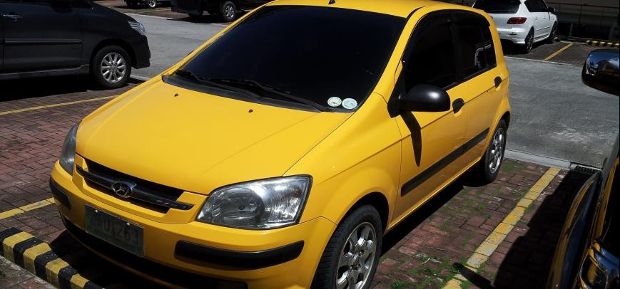Hyundai Getz 2005 - 12