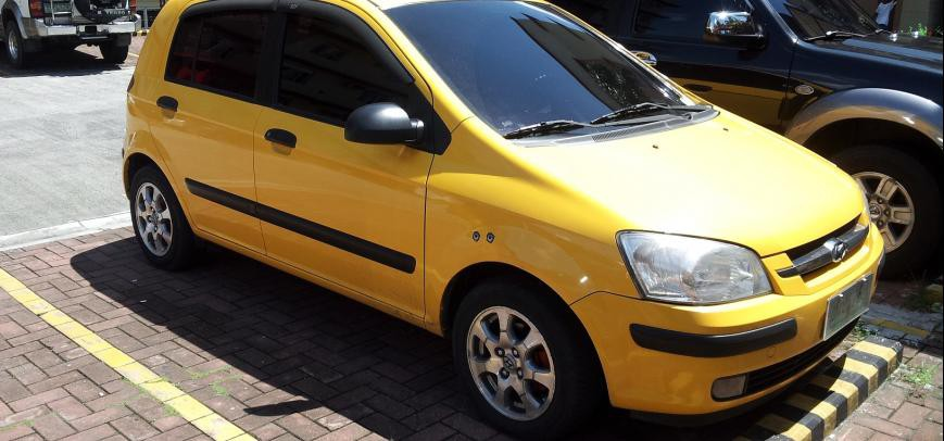 Hyundai Getz 2005 - 22