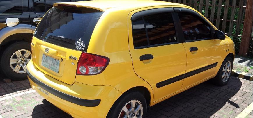 Hyundai Getz 2005 - 4