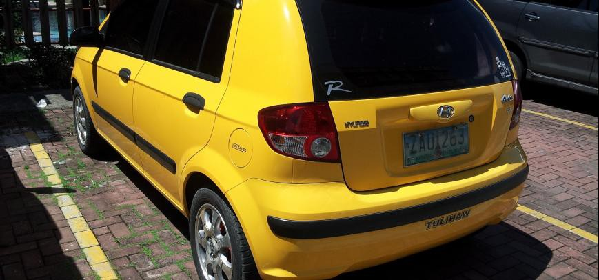 Hyundai Getz 2005 - 5