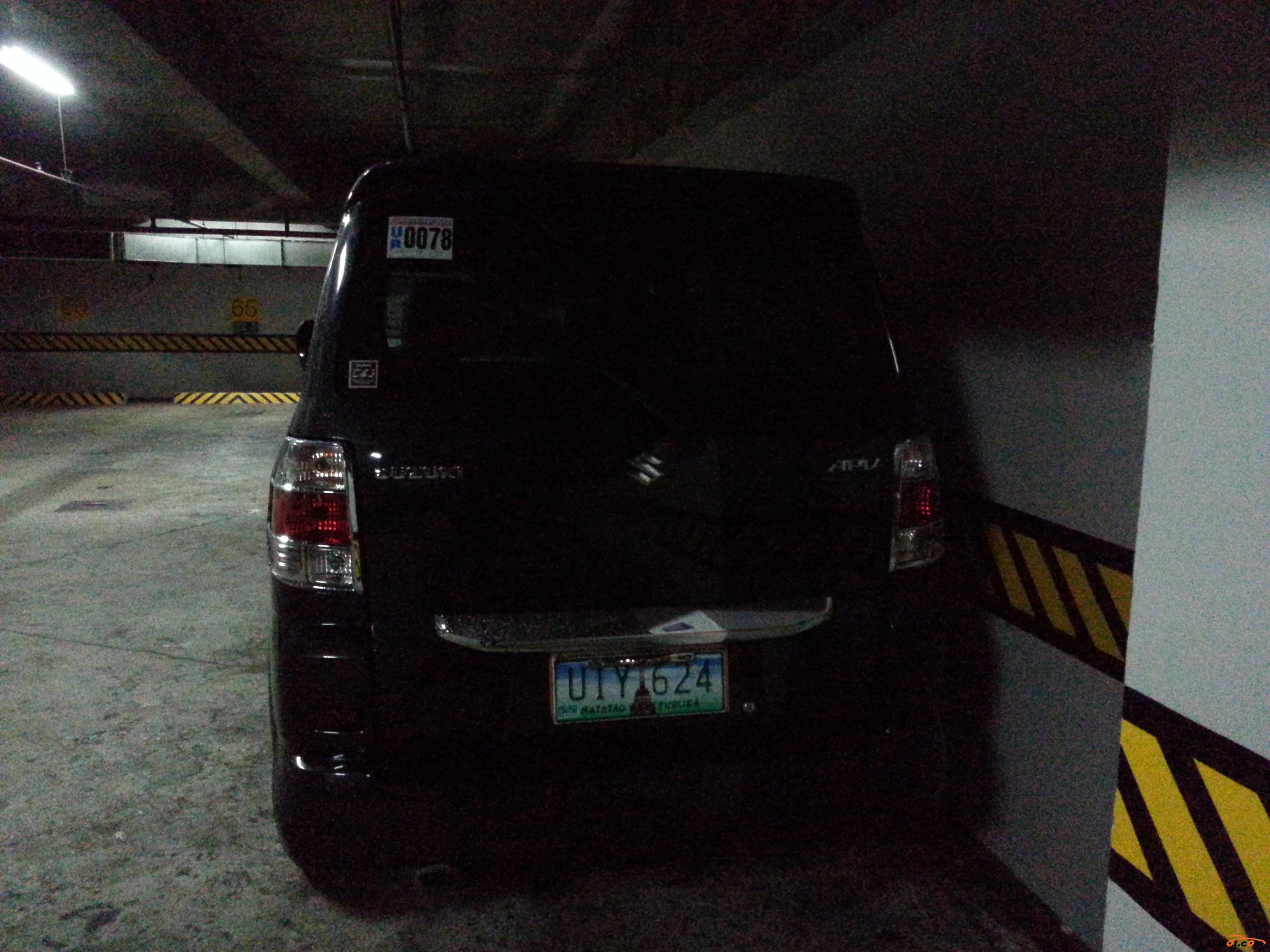 Suzuki Apv 2012 - 10