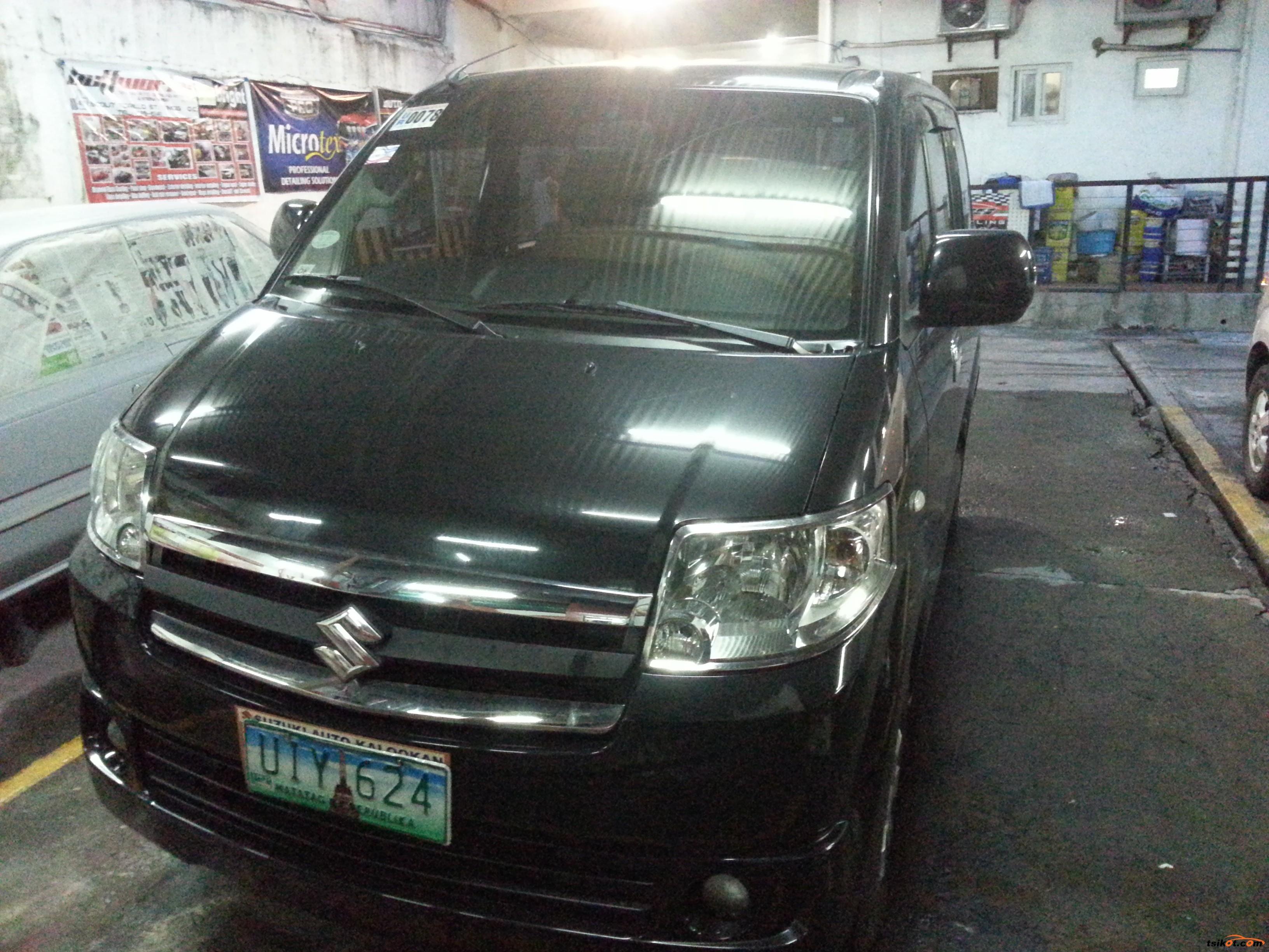 Suzuki Apv 2012 - 2