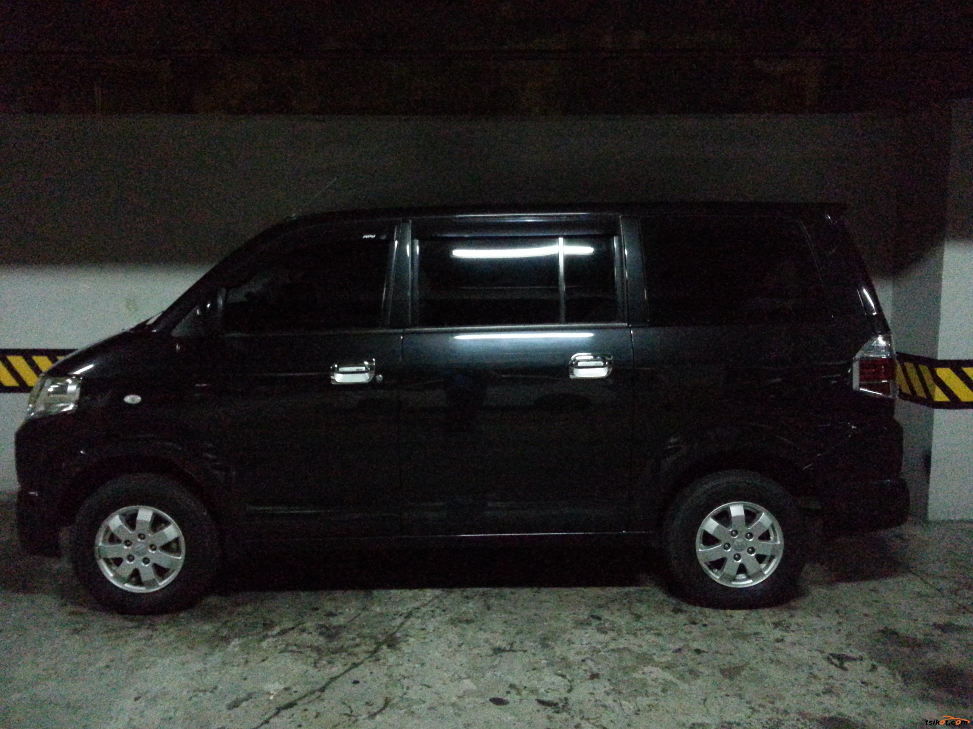 Suzuki Apv 2012 - 8