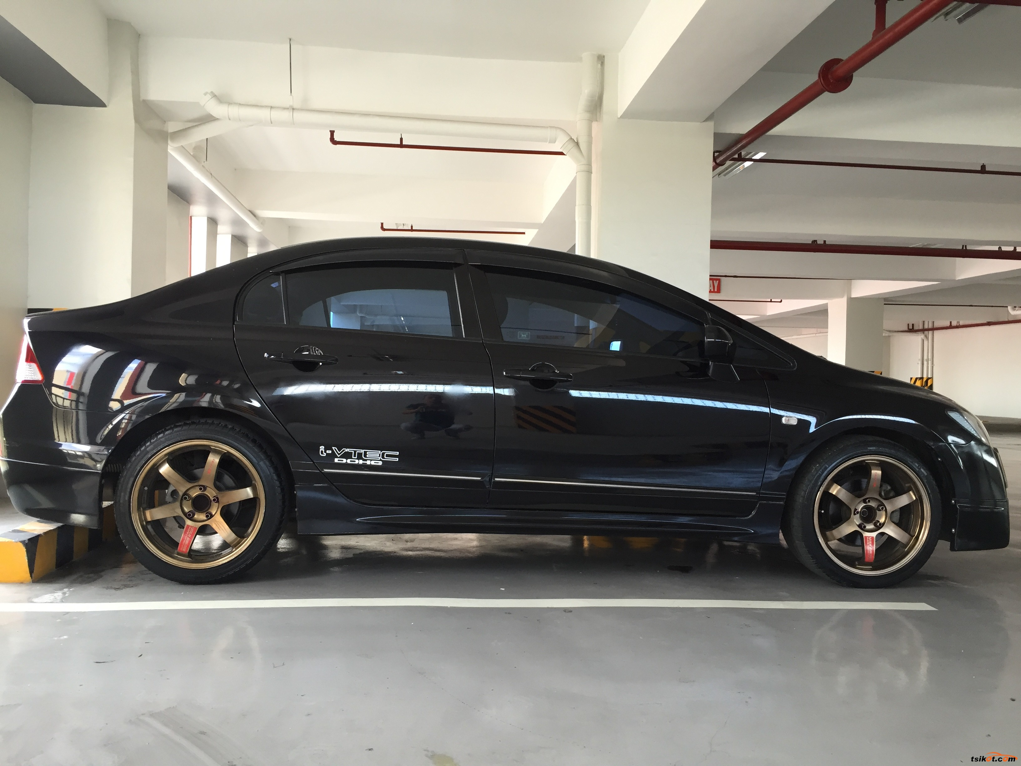 honda civic 2008 car for sale metro manila. Black Bedroom Furniture Sets. Home Design Ideas