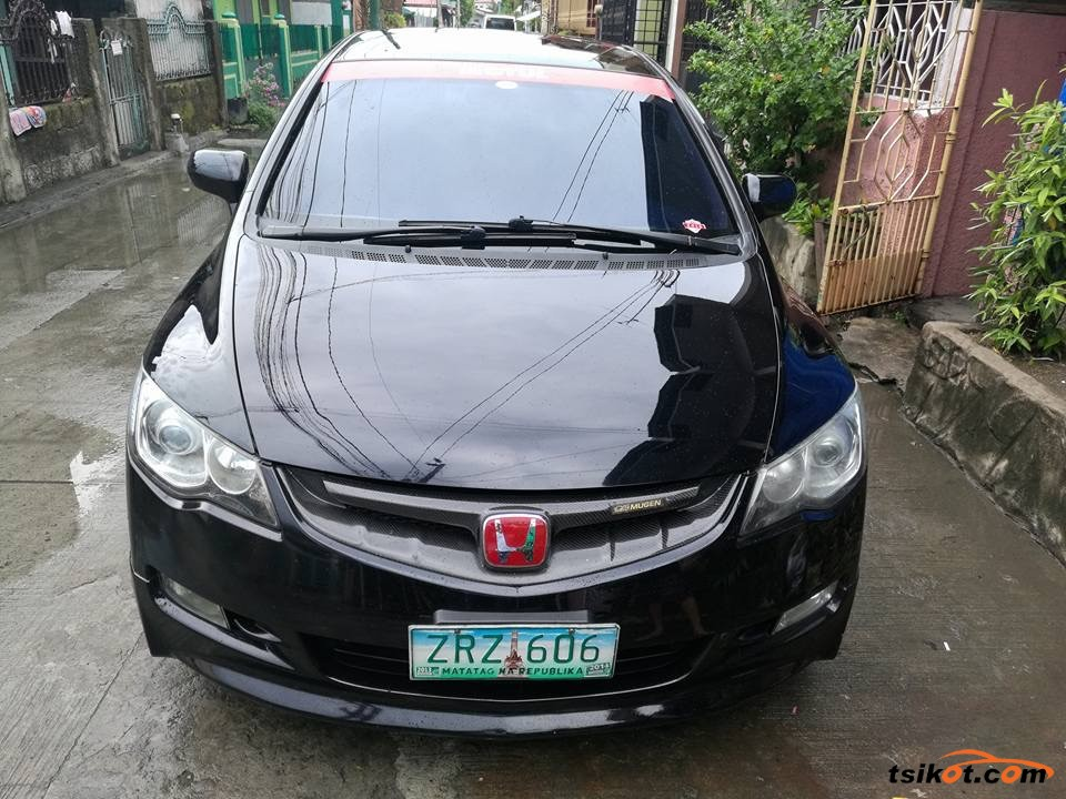 Honda Civic 2008 - 8