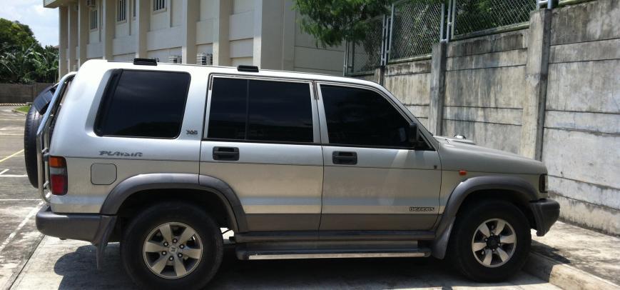 Isuzu Trooper 1998 - 2