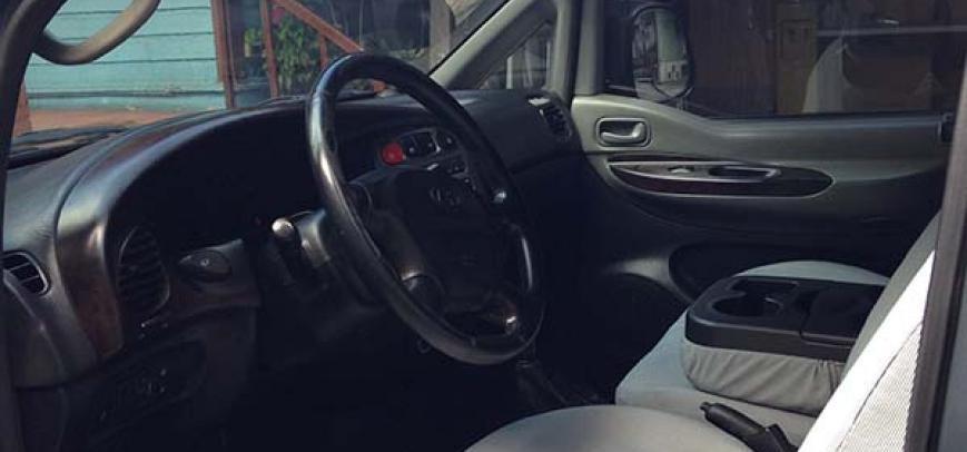Hyundai Starex 2006 - 15