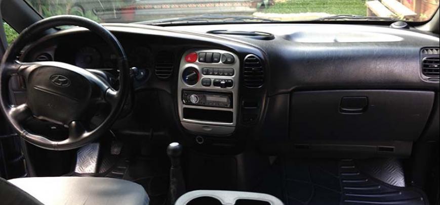 Hyundai Starex 2006 - 16
