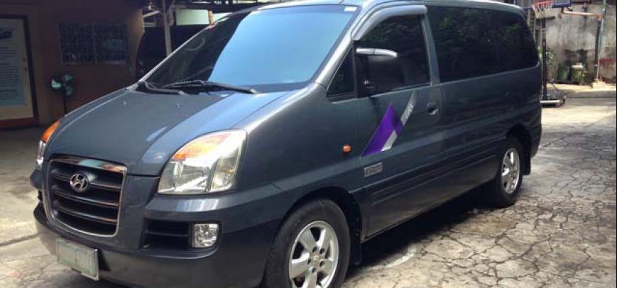 Hyundai Starex 2006 - 8