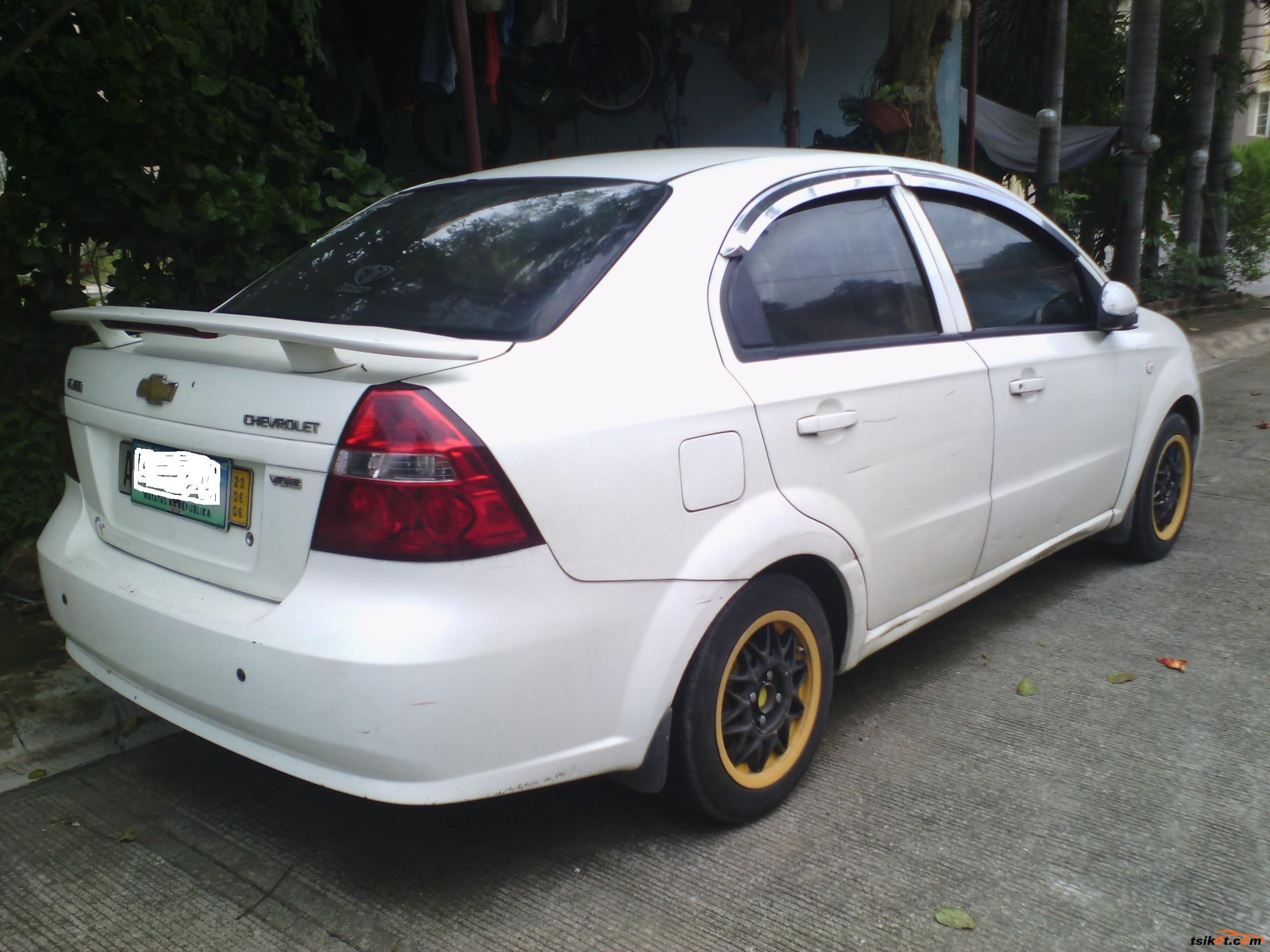 Chevrolet Aveo 2009 - 2