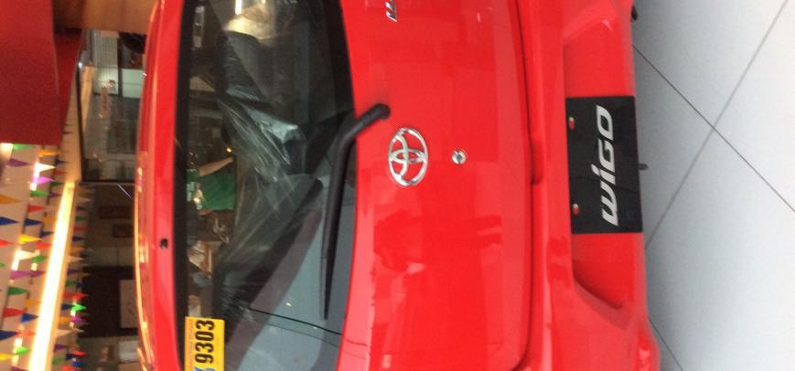 Toyota Wigo 2015 - 11