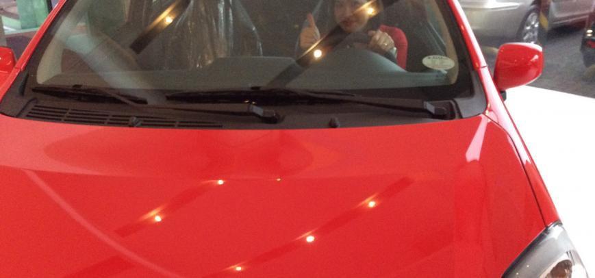 Toyota Wigo 2015 - 14