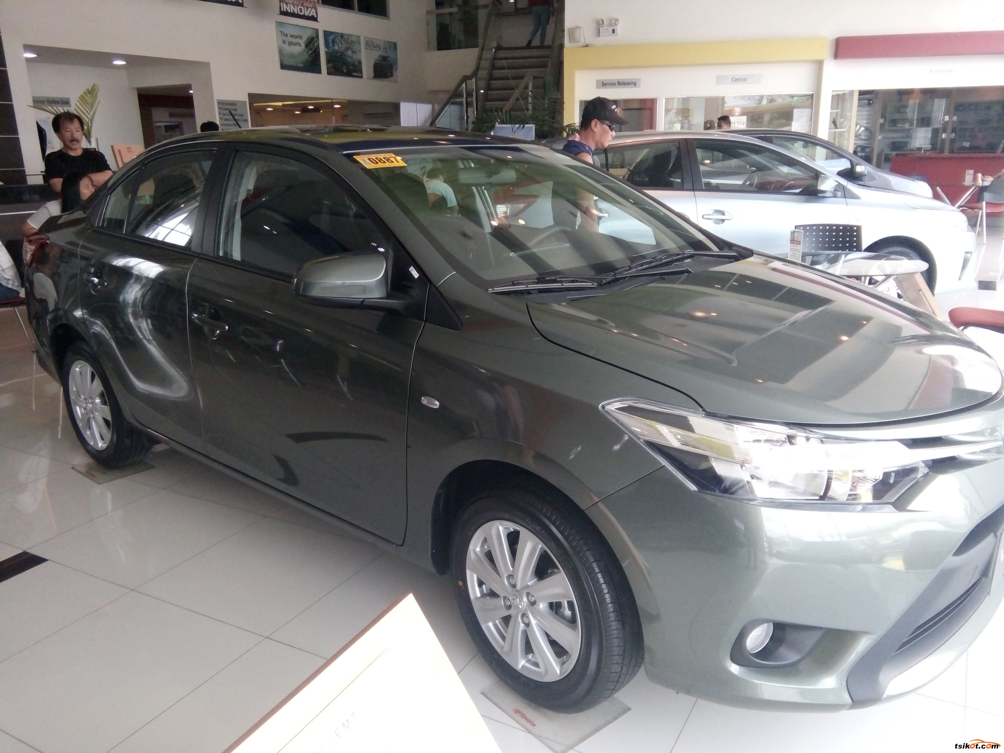 Toyota Vios 2016 - 3