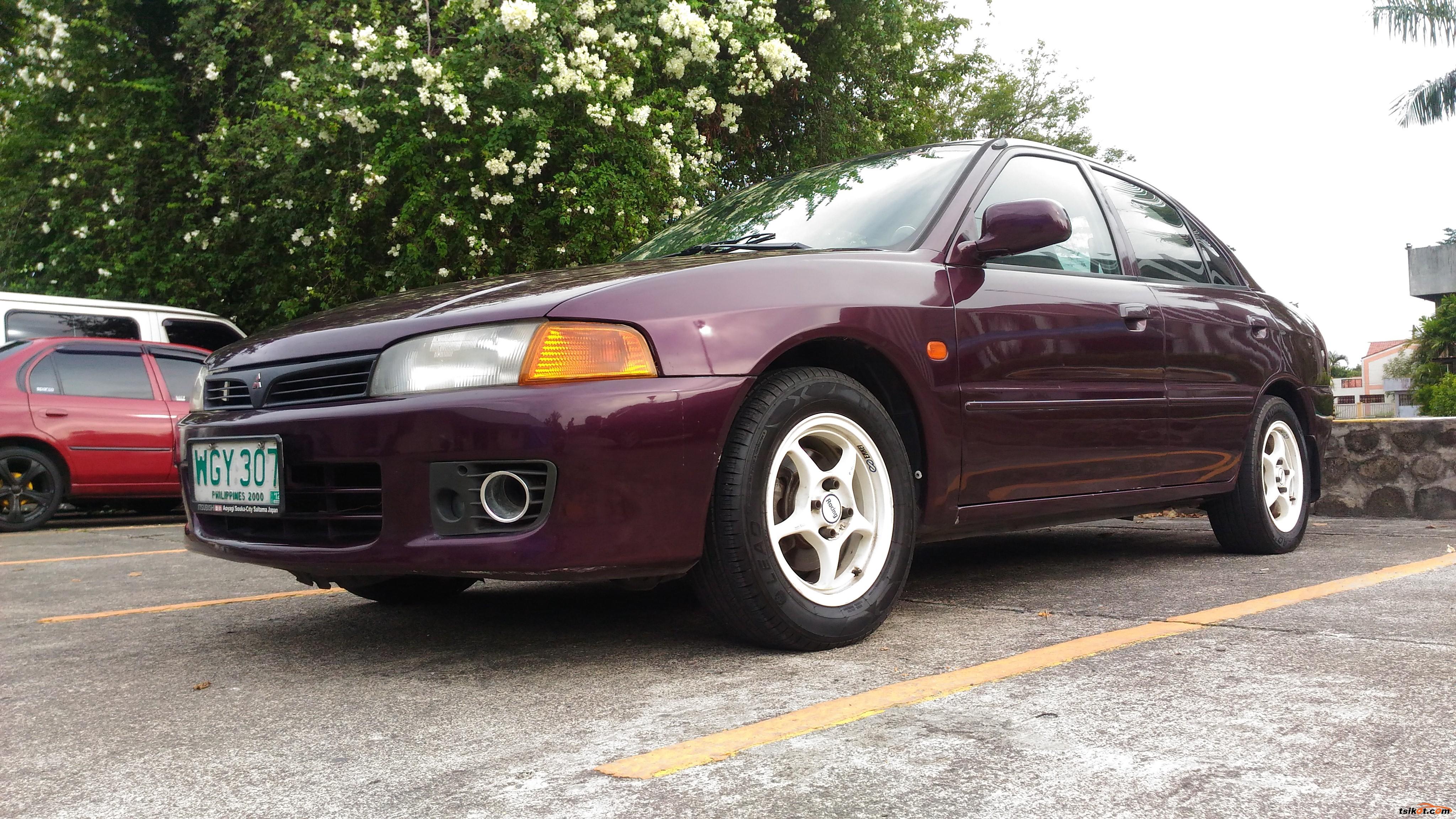 Mitsubishi Lancer 1999 - 2